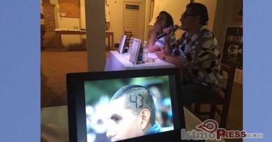 Tryno Maldonado, Ayotzinapa, el rostro de los desaparecidos