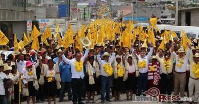 ¡Oaxaca no olvida ni perdona a los que nos hicieron daño!