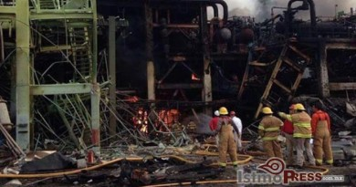 24 muertos y más de 100 heridos confirma Pemex, tras explosión en Complejo Pajaritos