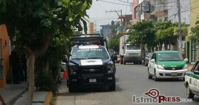 300 elementos policíacos federales y estatales patrullan Juchitán 1