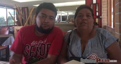 Acusan a hermana de ex diputado federal de intentar invadir un predio en Juchitán