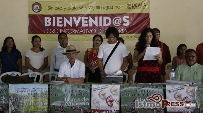Declaran a Ixtepec como territorio libre de minería 2