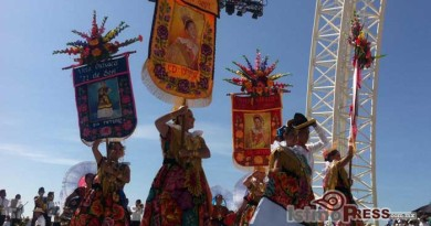 Delegación de Ixtepec lista para la Guelaguetza 2016 1