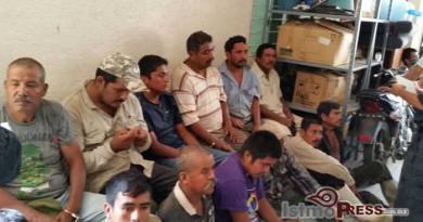 Desalojo en Chimalapas, 26 detenidos