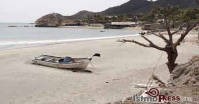 Desaparece menor en playa de Salina Cruz