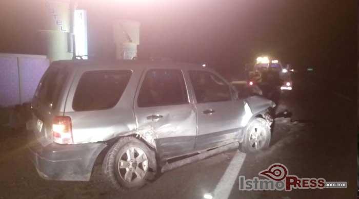 Fatal accidente en carretera Transistmica, pierde la vida una mujer 2