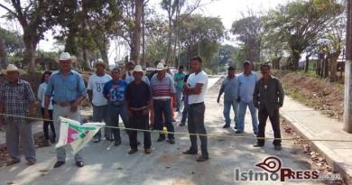 Ganaderos exigen indemnización, toman estación de PEMEX en Matías Romero