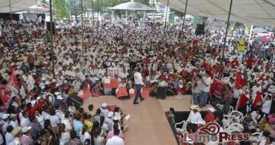 Los jóvenes serán protagonistas del desarrollo Alejandro Murat Hinojosa