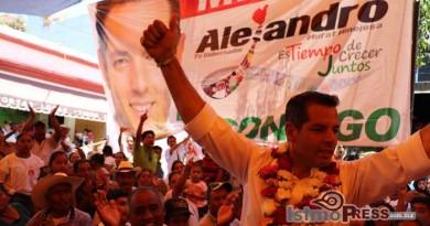 Oaxaca necesita un cambio y un gobierno que ayude Alejandro Murat Hinojosa