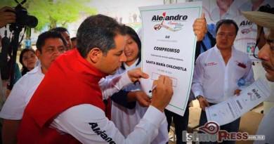 Oaxaca necesita un gobierno que sea líder, capaz de servir a la gente AMH