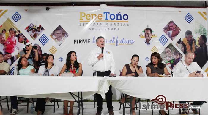 Pepe Toño aliado e impulsor de las MIPYME's 1