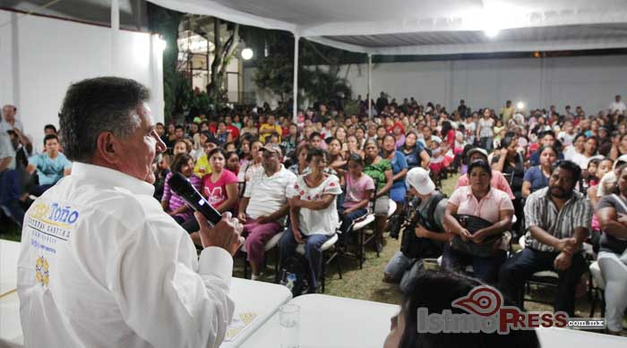 Pepe Toño aliado e impulsor de las MIPYME's