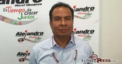 Por unanimidad, avala Tribunal Electoral de Oaxaca candidatura de Alejandro Murat Hinojosa