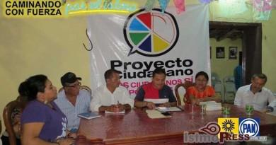 Rogelia González se reúne con proyecto ciudadano