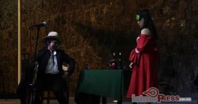 Rotundo éxito la presentación de la zapatera prodigiosa en Ixtepec