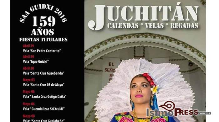 Todo listo para las Velas en Juchitán