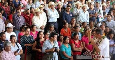 Vamos a trabajar con pasión y corazón para que Oaxaca cambie Alejandro