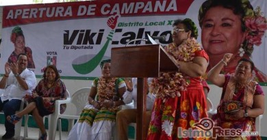 Viki Calvo, una mujer con capacidad para legislar 1