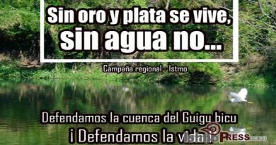 defendamos la cuenca del guigu bicu nisa defendamos la vida