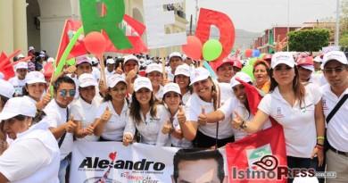 Activistas, son los ojos, la mente y el corazón de Alejandro, Donovan y Venus 2