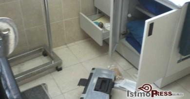 Asaltan clinica de salud en Juchitán