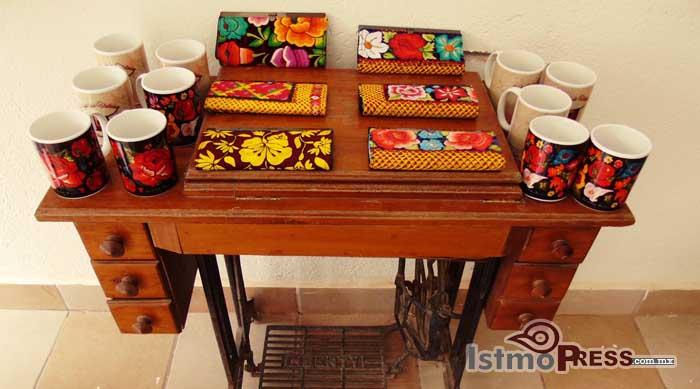 El baúl de Victoria, textiles que conservan la cultura zapoteca 1