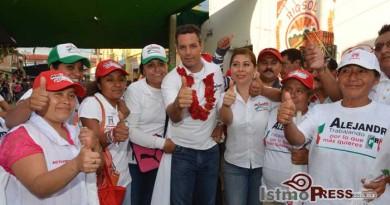Llama Alejandro Murat Hinojosa a votar por la transformación de Oaxaca 2