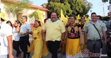 Reconocen trabajo y trayectoria de Rogelia González en El Espinal