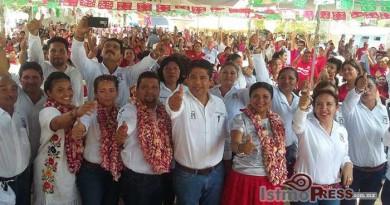 Tavo Marín se perfila como Diputado en el Distrito XI