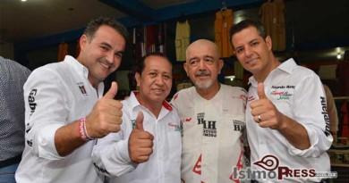 Tuxtepecanos confían en proyecto de Alejandro Murat Hinojosa