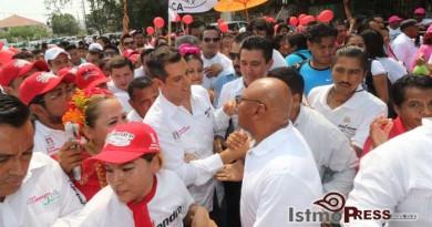 Vamos a convertir el Istmo en la zona económica más importante del país Alejandro Murat Hinojosa