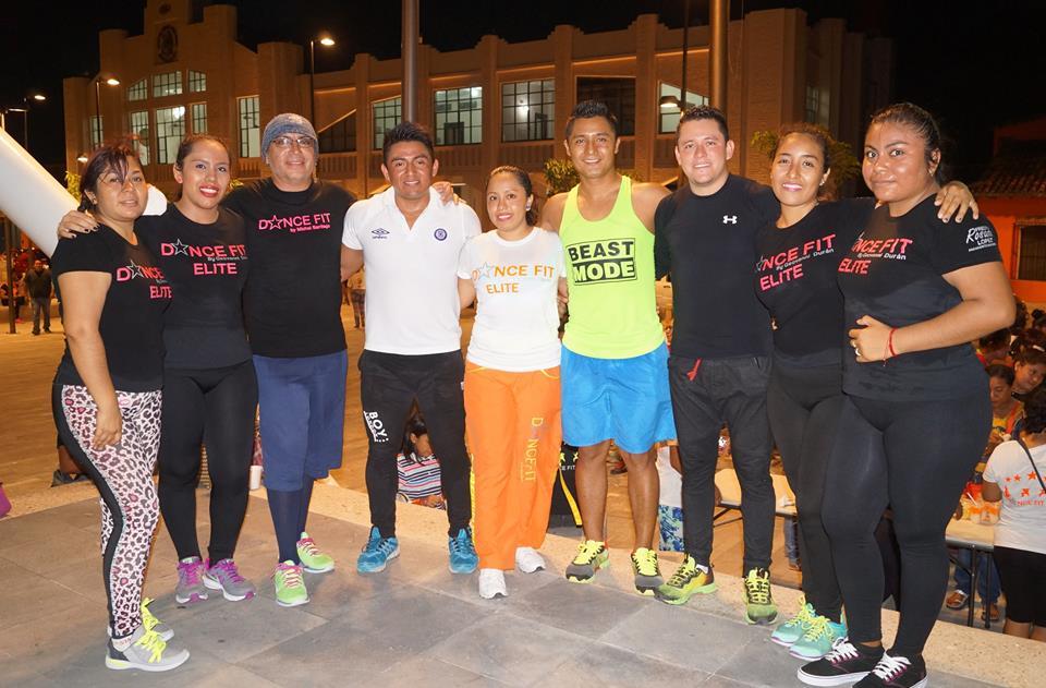 Impulsa Eduardo Pedro la activación física en Ixtepec (2)