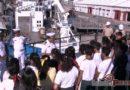 Concluye con éxito las visitas al astillero de marina #20 Salina Cruz