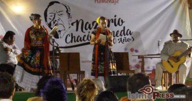 Homenaje a los cien años de Nazario Chacón Pineda / Jorge Magariño