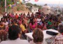 Inaugura Rosa Nidia obra de drenaje en el barrio Las Hormigas