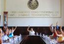 Cabildo de Santo Domingo Tehuantepec aprueba reglamentos