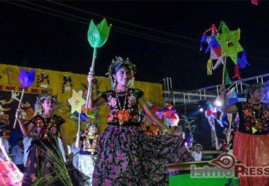 El Guendaliza', rito que hermana a los pueblos en Tehuantepec