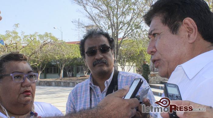 Ante saqueo a Salina Cruz, no me puedo quedar callado: Rodolfo León Aragón