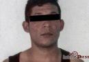 Policía municipal logra detención de presunto asaltante que hirió de bala a propietario de hotel