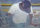 Eficaz detención de policias Municipales a presunto asaltante de oxxo