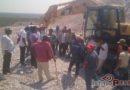 Campesinos zapotecas rechazan subestación del parque eólico de la SEDENA en el Istmo