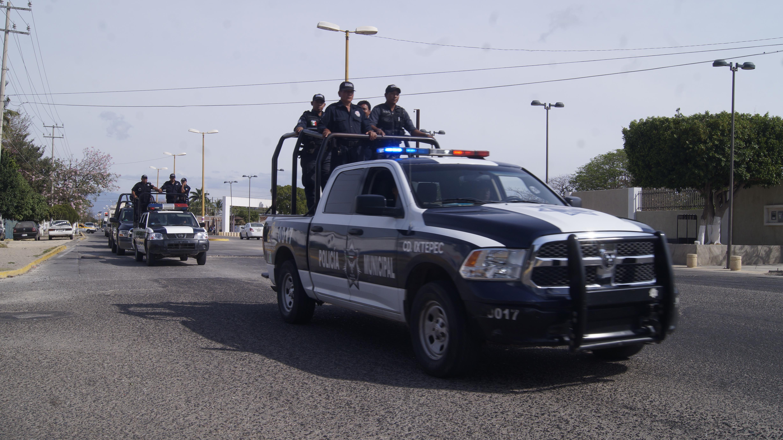 Se fortalece la Seguridad Pública en Ciudad Ixtepec (3)