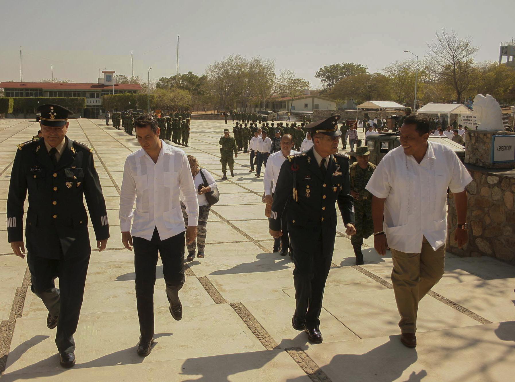 Se fortalece la Seguridad Pública en Ciudad Ixtepec (5)