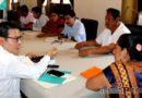 Ayuntamiento de Juchitán avanza en transparencia.