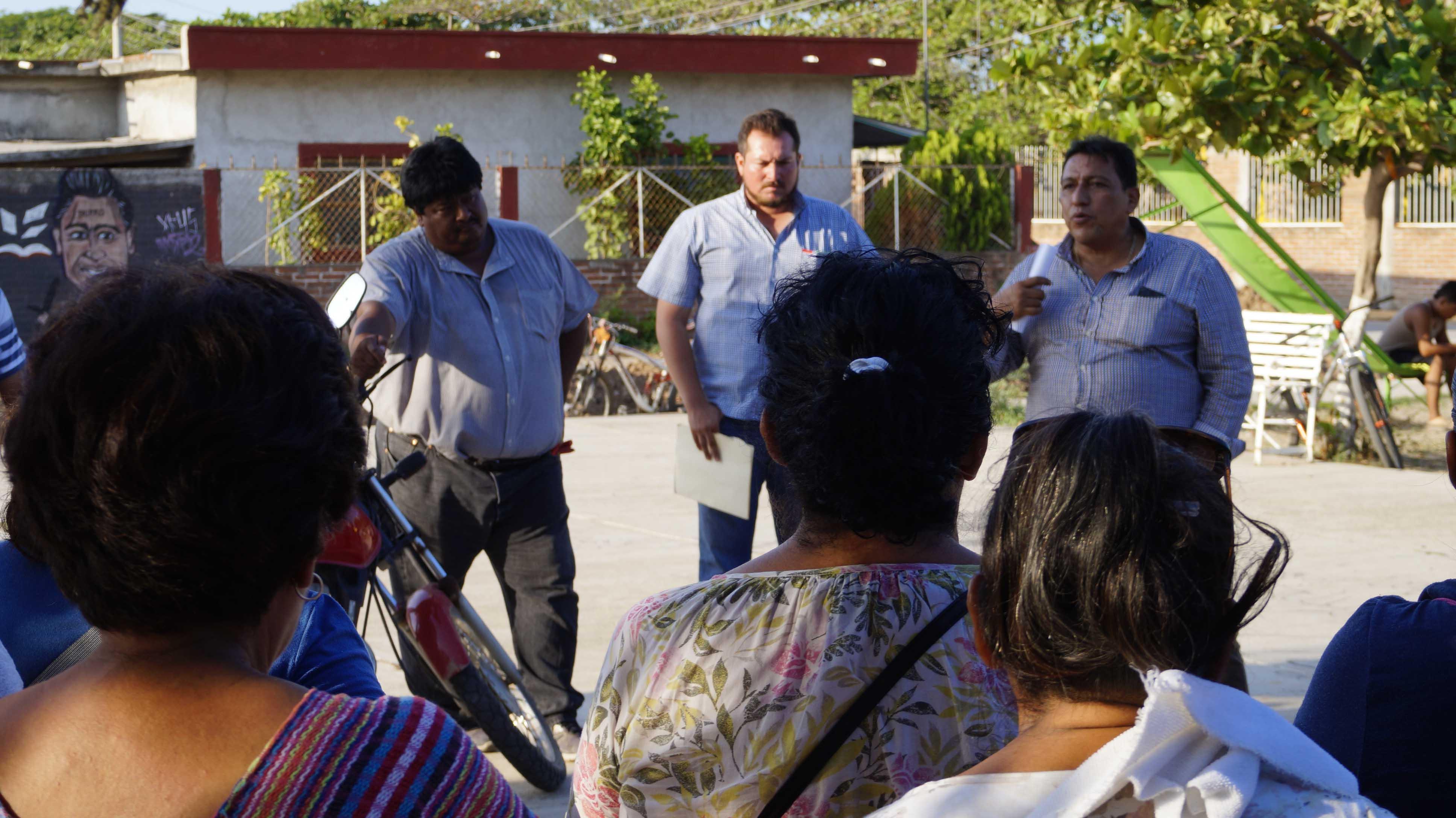 Felix Serrano cumple con Ixtepec (2)