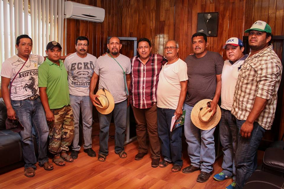 Felix Serrano cumple con Ixtepec (4)