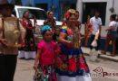 Pirotécnicos celebran el Corpus Christi en Juchitán