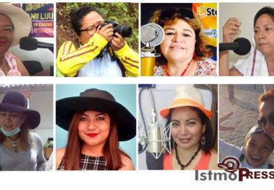 Mujeres Istmeñas en el periodismo y la libertad de expresión