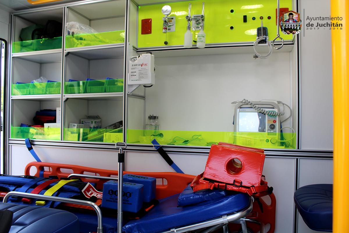 ambulancia 5