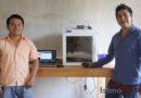 Jóvenes istmeños construyen incubadora con material reciclado y software libre